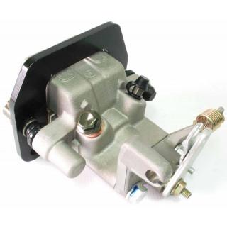 Суппорт заднего дискового тормоза, в сборе (Emark), LU022435