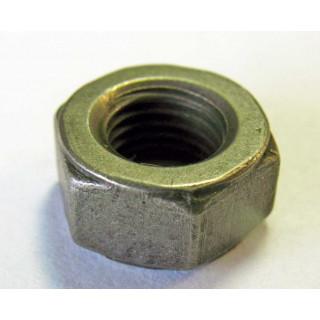Гайка винта регулировочного клапана M6x0.75мм, сталь, LU072392