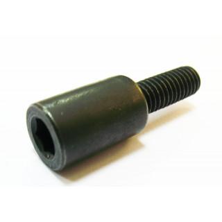 Болт башмака натяжителя цепи ГРМ М6х1.0x17мм, сталь, LU057451