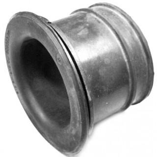 Патрубок воздушного фильтра впускной, резина (см.новый код - LU090639), LU043172