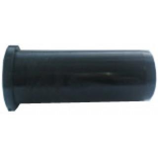 Патрубок перепускной воздушного фильтра, пластик, JU051937