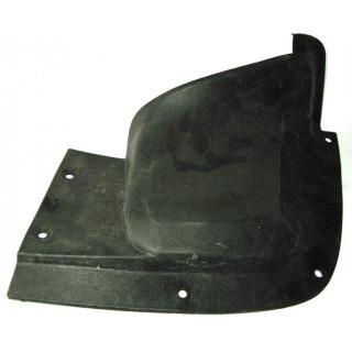 Щиток облицовочный топливного бака правый, пластик, JU051922