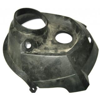 Щиток облицовочный топливного бака, пластик, JU051923