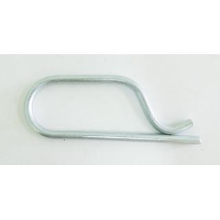 Скоба фиксирующая кожуха вариатора, сталь, JU050865