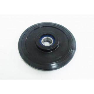 Ролик обрезиненный D165 мм в сборе, JU048299