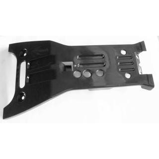 Щиток защитный картера переднего редуктора,пластик, JU065034