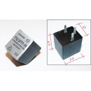 Реле указателей поворота и аварийной сигнализации (2х10)x2W 12V, JU065501