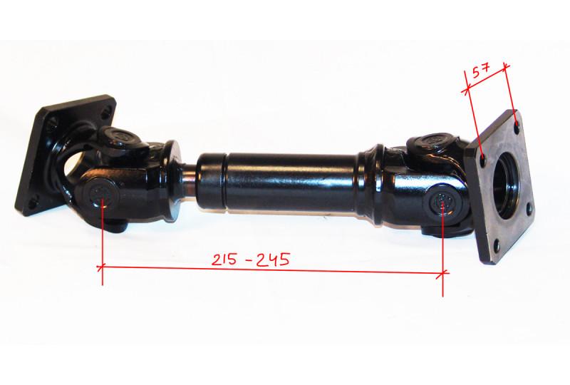 Вал карданный привода заднего моста (см.код - KS000140), IJ000296