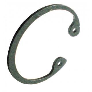 Кольцо стопорное 85мм, сталь, LU023409