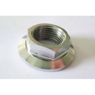 Гайка с фланцем M18х1.5ммL, сталь, LU014830