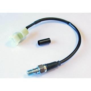 Выключатель концевой стоп-сигнала ножного тормоза (аналог для LU082724), LU080145
