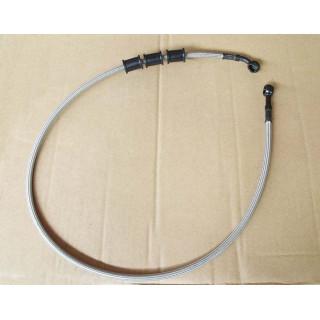 Шланг тормозной системы (880мм), армированный, LU077410