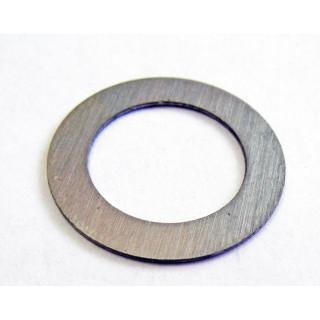 Шайба оси коромысла клапана 12.4х18.6х0.5мм, сталь, LU057449