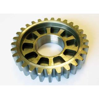 Шестерня ведущая повышенной передачи (29 зубьев), сталь, LU075251
