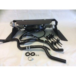 Вынос радиатора Гепард A800GK-1300040СБ, комплект черный МУАР, JU093076
