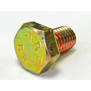 Болт-пробка для слива масла М8х1.25х12мм (с магнитом), LU085768
