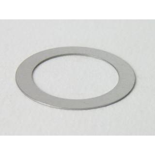 Шайба 14x20x0.5мм, сталь, LU085912