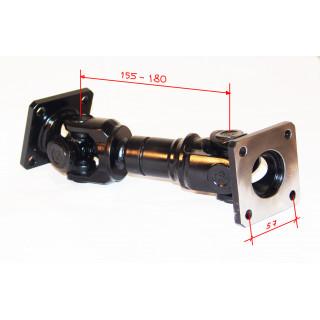 Вал карданный привода переднего моста (см.новый код - KS000139), IJ000297