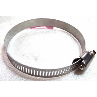 Хомут 65-89мм, сталь, LU013835