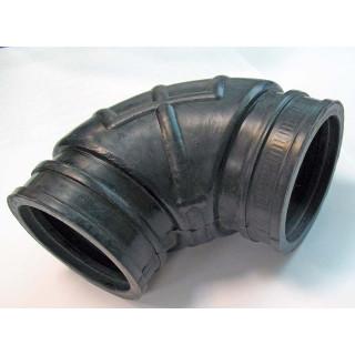 Патрубок впускной корпуса дроссельной заслонки, LU049873