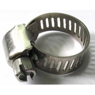 Хомут 25-38мм сталь, LN001380