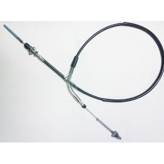 Трос управления стояночным тормозом (120см), LU049744