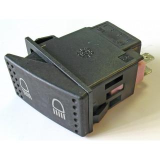 Переключатель комбинированный (индикатор), LU060172