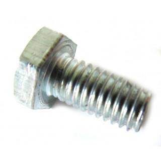 Болт M6x1.0x 12мм, сталь, LU009472