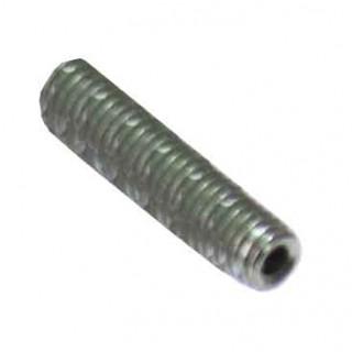 Винт регулировочный M8х1.25х45мм, сталь, LU060641