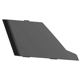 Заглушка правого воздухо-заборника (черный), пластик, LU069287